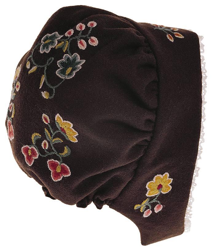 Dettaglio del cappello