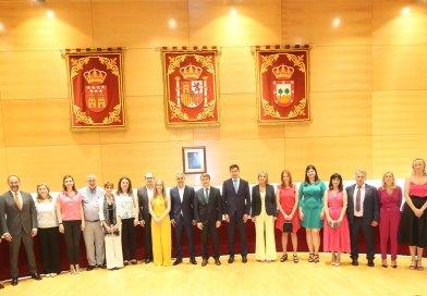 Jesús Moreno García renueva su juramento como alcalde de Tres Cantos