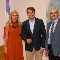 Convenio entre la farmacéutica Merck y el Ayuntamiento de Tres Cantos