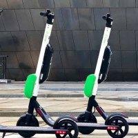 Servicio de alquiler de patinetes eléctricos