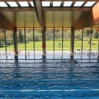 Abren las piscinas cubiertas de Islas y Gabriel Parellada, para uso deportivo