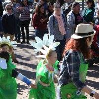 Unos carnavales muy participativos llenaron la ciudad de Tres Cantos de ilusión y diversión