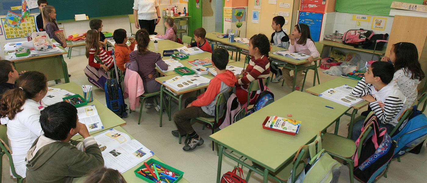 Se retrasa la escolarización de los alumnos en los centros educativos sostenidos con fondos públicos para el curso 2020-2021