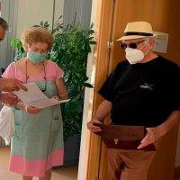 El Ayuntamiento refuerza la atención y seguimiento a las personas mayores durante el verano