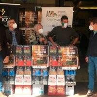 ASECATC entrega los Premios de las Terrazas de Verano en Tres Cantos 2020