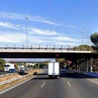 Se retrasa la apertura del puente de la entrada Sur de Tres Cantos