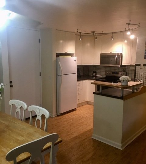 c-103 fully stocked kitchen