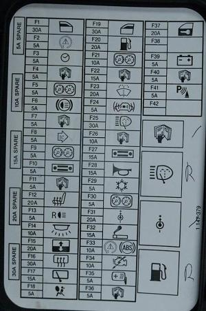 Electrical MCS Engine Bay Fuse Box Diagram and wiring