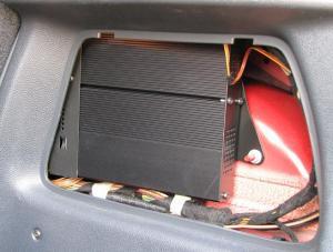 problem no sound on my mini cooper (june 2004)  North