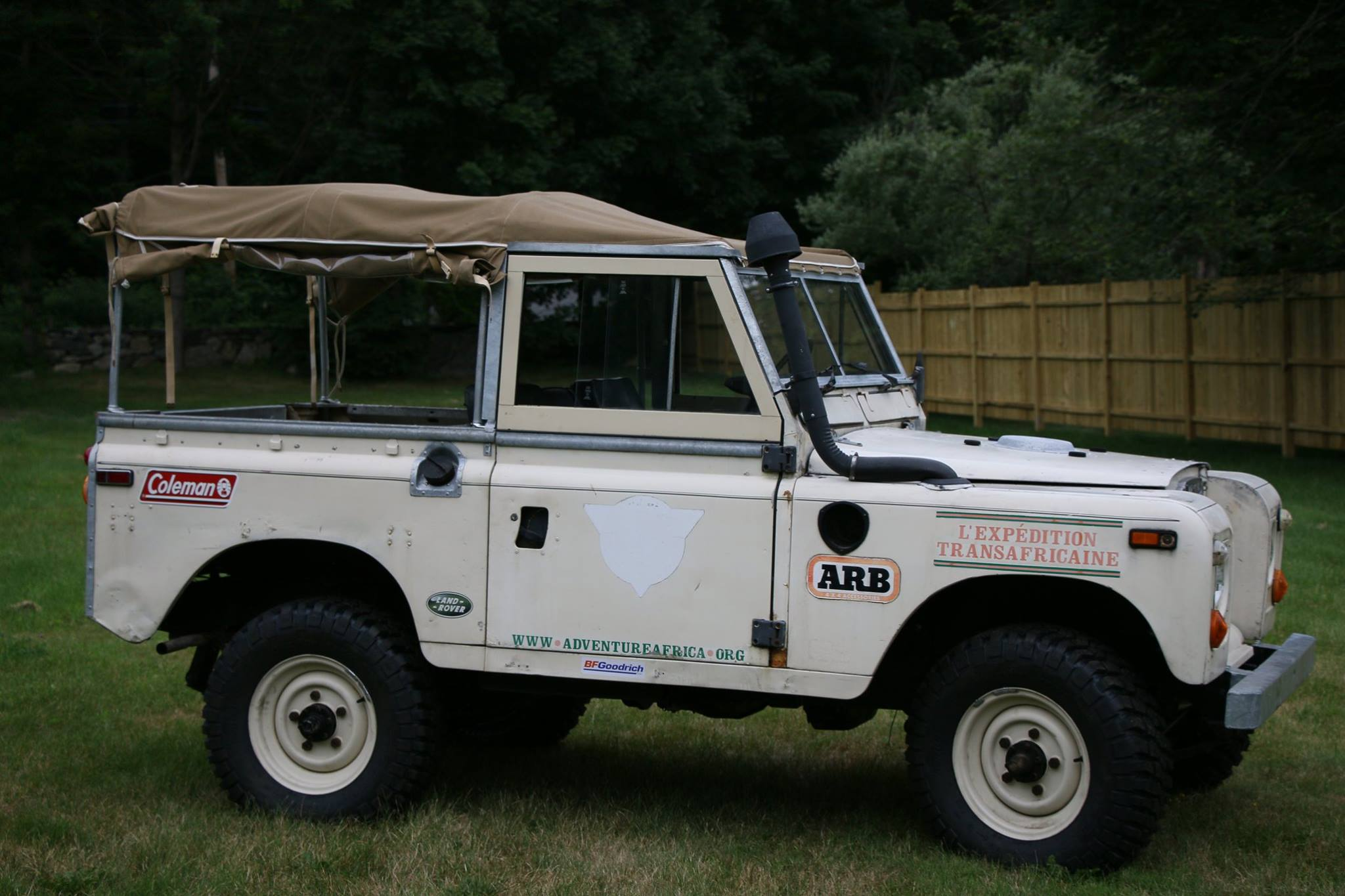 Land Rovers For Sale North America Overland