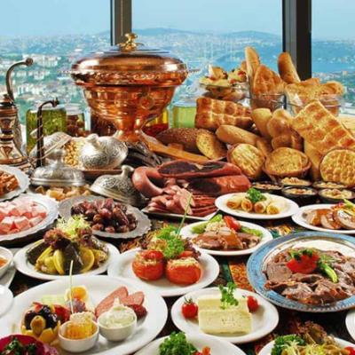 Turkish Cuisine (Part Four of Seven): The Marmara Region