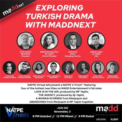 Exploring Turkish Drama With MADDNEXT