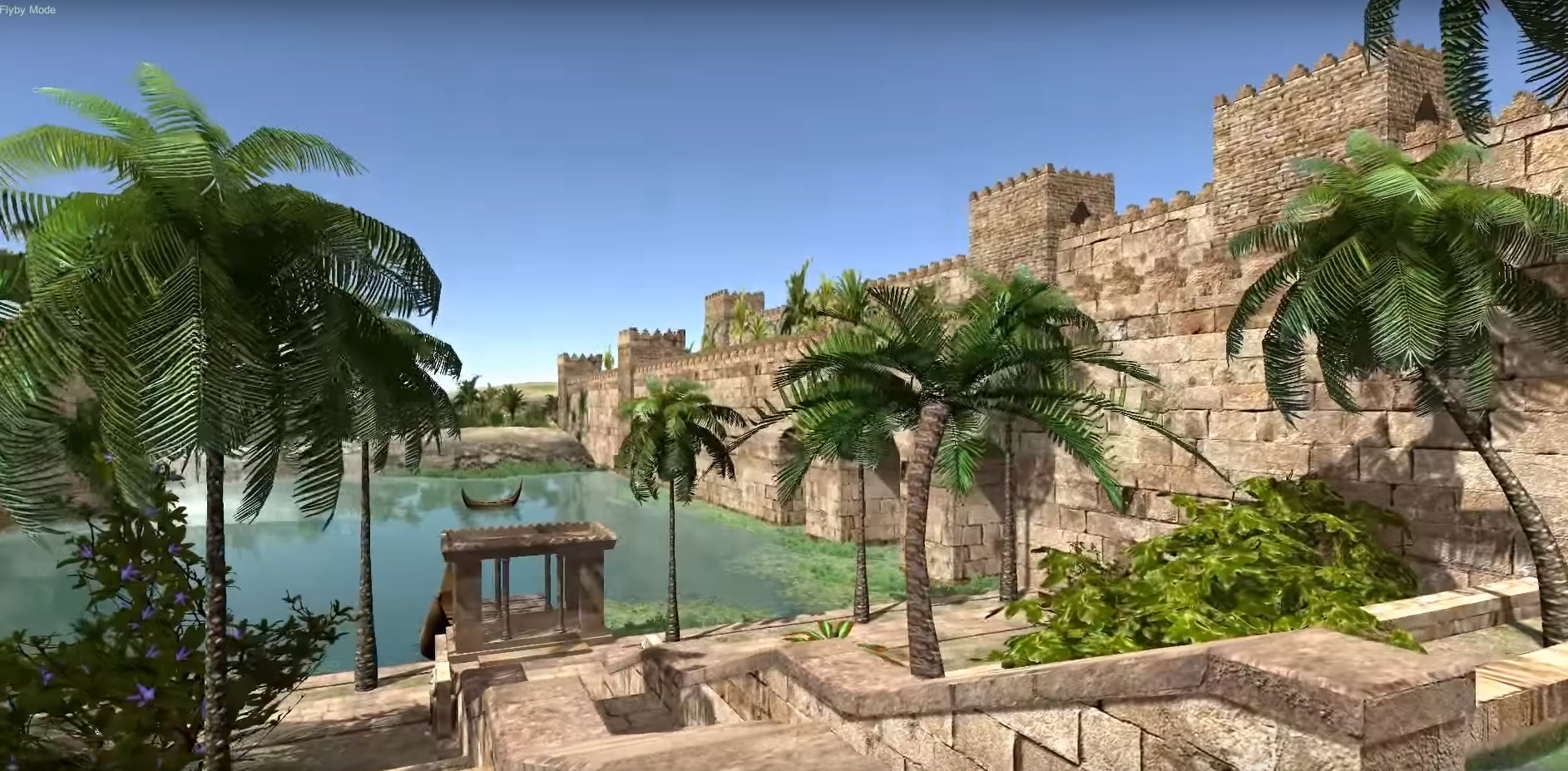 Top 10 Facts About The Hanging Gardens Of Babylon