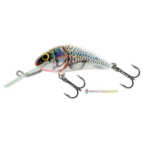 Hornet SWS (Silver White Shad)