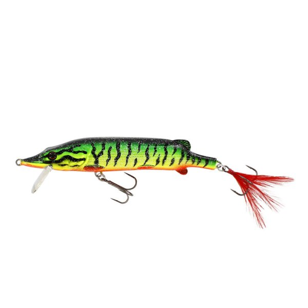Westin Mike The Pike (140mm Hard Body) - Crazy Firetiger Colour