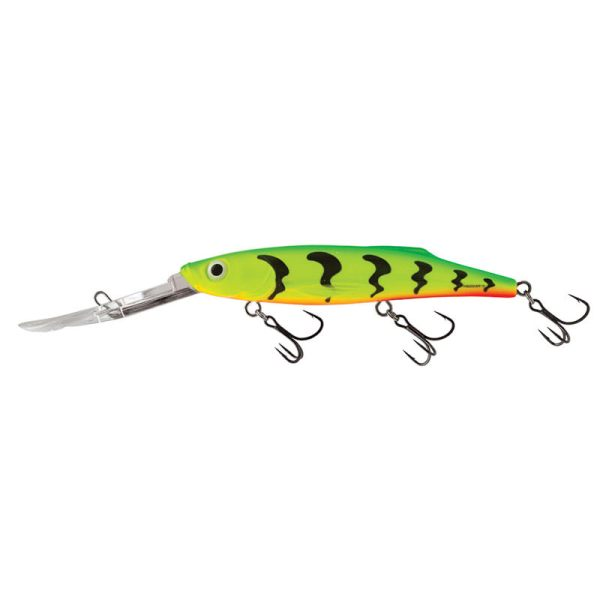 Salmo Freediver 12 SDR - Green Tiger (GT) Colour