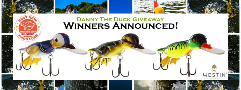 Westin Danny the Duck Giveaway - Winners Announced!