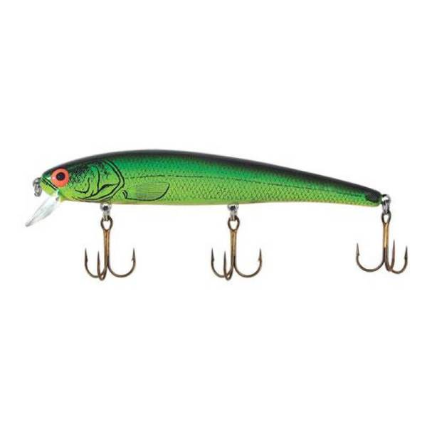 Bomber Long A - Fire River Minnow