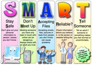eSafety Poster - KS2