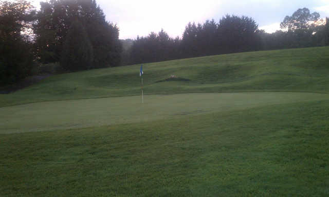 Orchard Trace Golf Club In Hendersonville