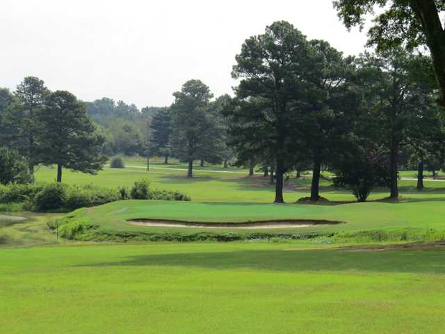 River Bend Ymca Golf Course In Shelby