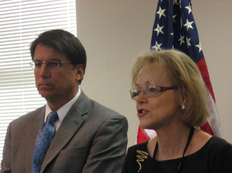 Secretary of Health and Human Services Aldona Wos told reporters the Medicaid program accounts for $13 billion in spending per year, and processes more than 88 million claims.