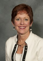 Kathy Guyette is Mission Health's senior VP for patient care services and president of regional member hospitals. Photo courtesy Mission Health