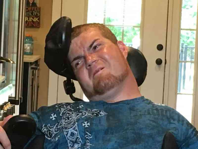 Zack Irby, 27, was an active, busy young man before he had a horrific wreck in January 2013.