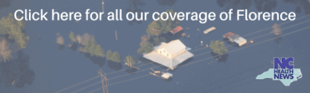 Click here for all our coverage of Florence: https://www.northcarolinahealthnews.org/missed-hurricane-florence-story-find-it-here/
