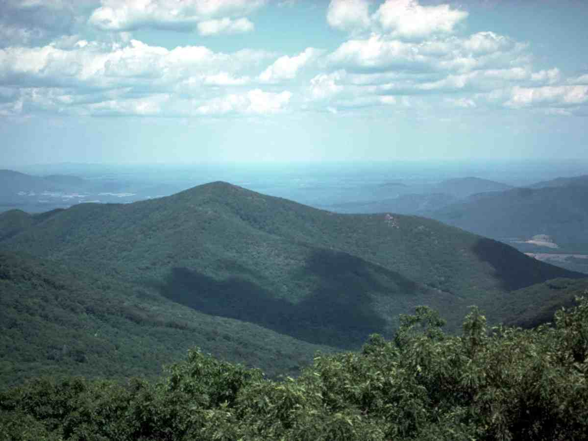 The Appalachian Mountains near the Blue Ridge Parkway in North Carolina may benefit from the ARC's recovery ecosystem model. The area has a quickly growing outbreak of COVID-19