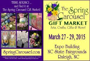 Spring Carousel Gift Market