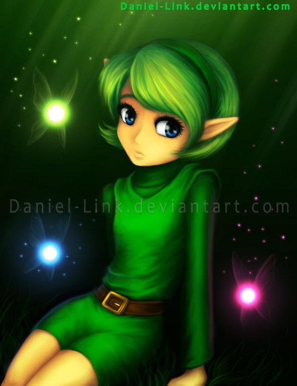 Twilight Princess Link Vs Ganon