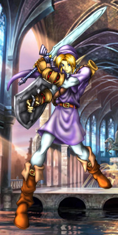 The North Castle Zelda Fan Art Gallery OniChild