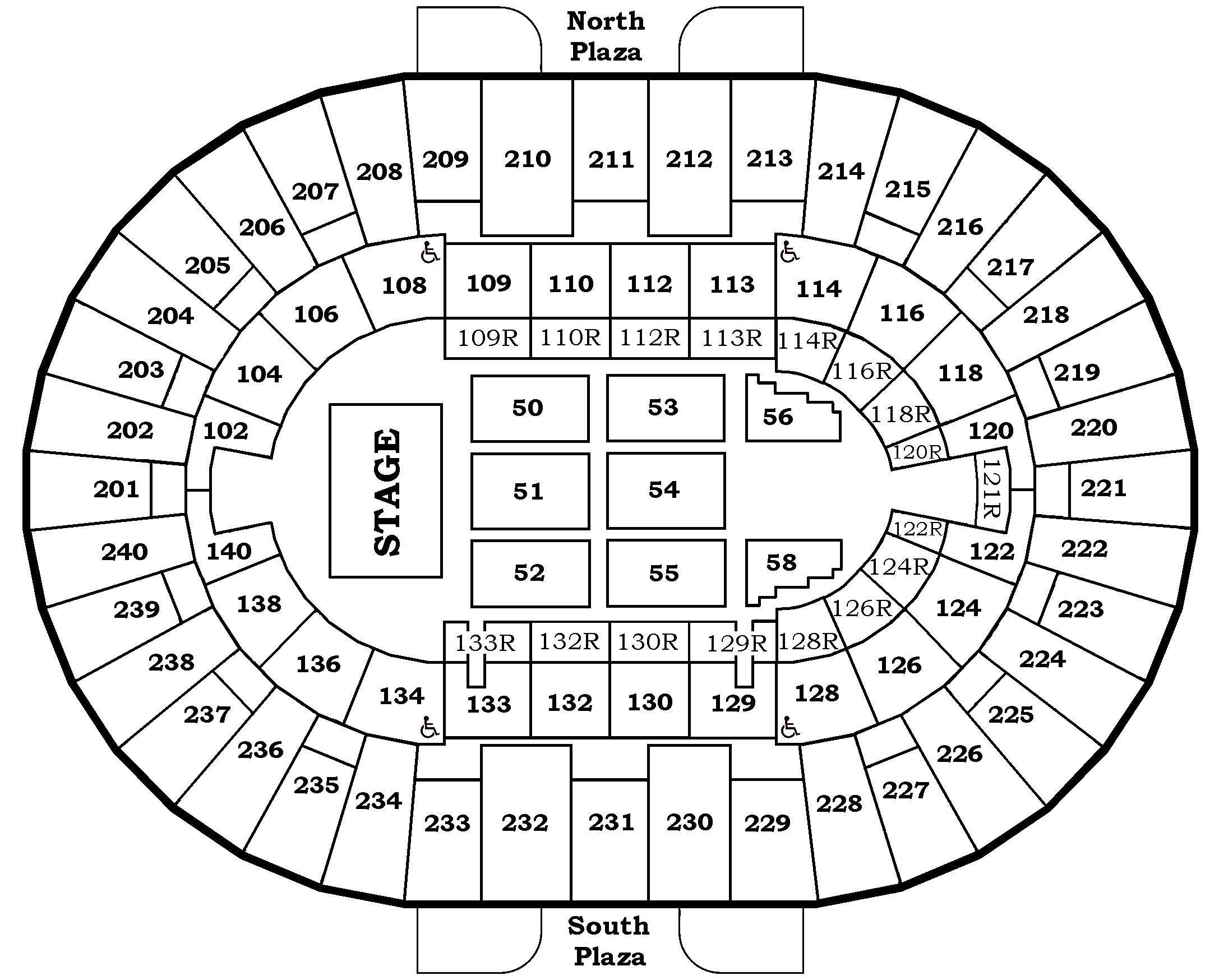 Seating Charts