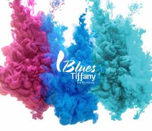 blues tiffany Sahele