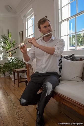 Emil Beronius Magras flute