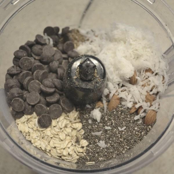 Gluten FreeEnergy Bites(4)