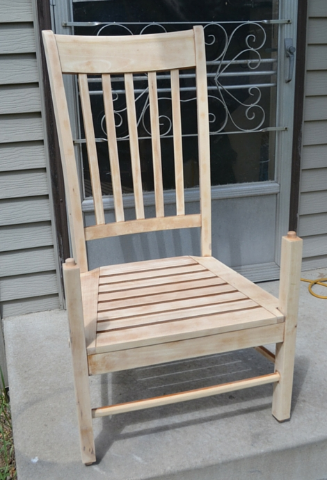 rocking chairs post sand