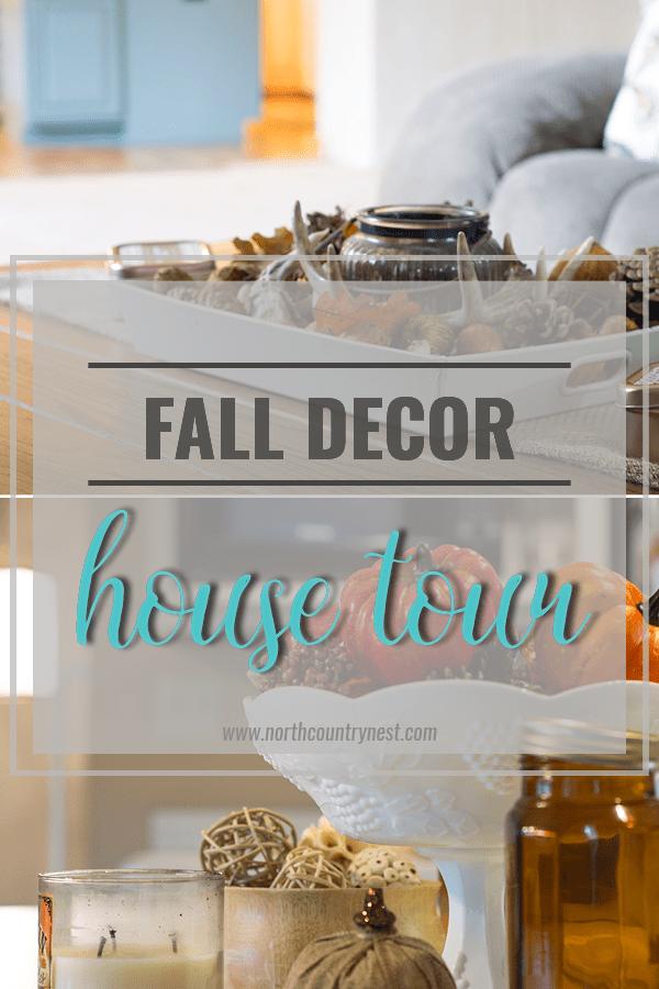 Fall Decor House Tour