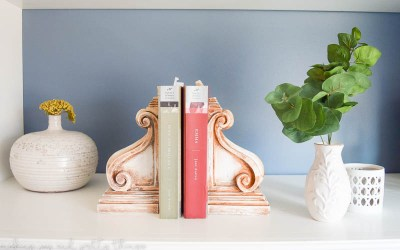 12 Days of Craftsmas: Corbel Book Ends