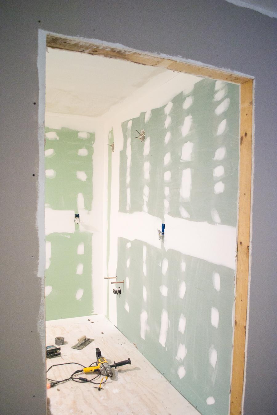bathroom home renovation