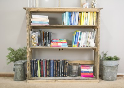 A Book Lover's Guide to Styling a Book Shelf