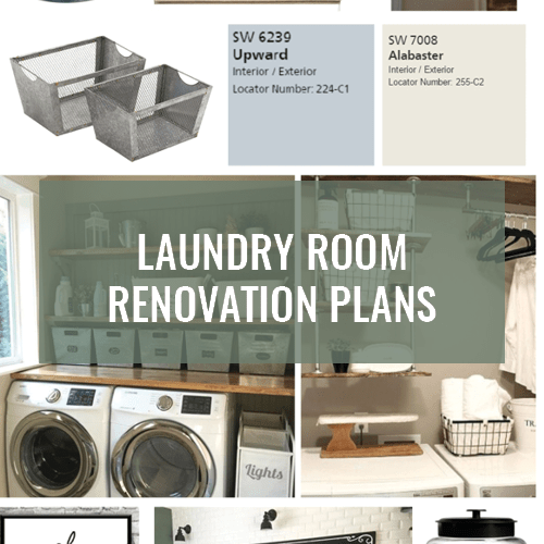 The Laundry Room - North Country Nest