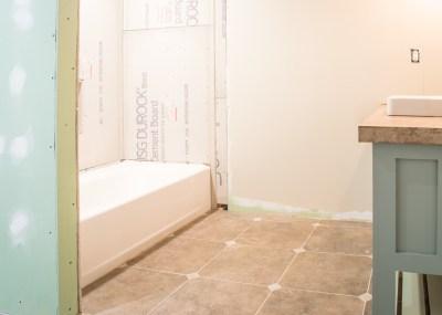 Guest Bathroom Renovation Update