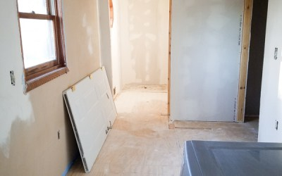 The Laundry Room Renovation: The Plans