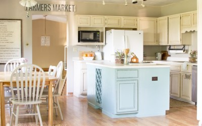 The Kitchen Summer Home Tour & Blog Hop