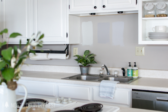 How To Repaint Painted Cabinets