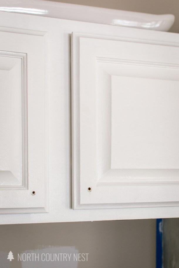 cabinet hardware holes