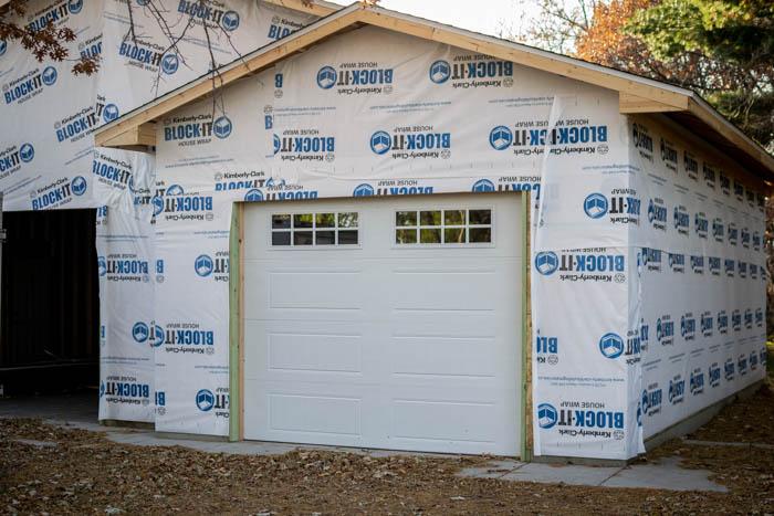 single care garage door
