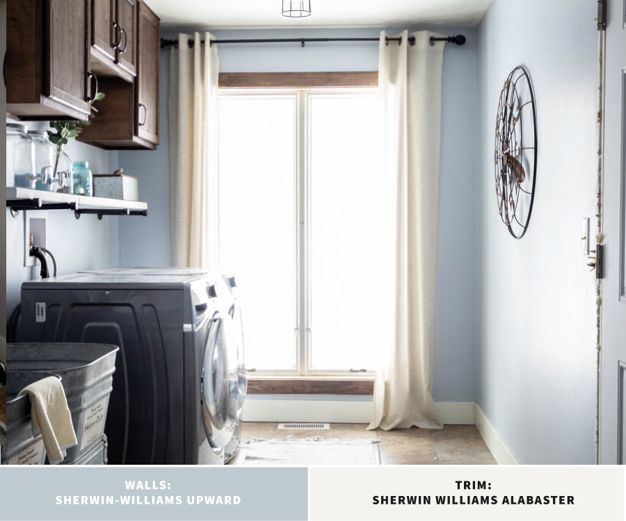 Laundry Room Paint Colors North Country Nest